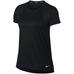 Run Short Sleeve Top, t-shirt dam
