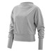 Wireless Sport Fleece Crew Neck, fleecegenser dame