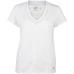 Slouchy-V Mesh Tee, t-shirt dam