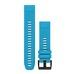 Armband Fenix 5 22mm QF Silicone, klokkerem