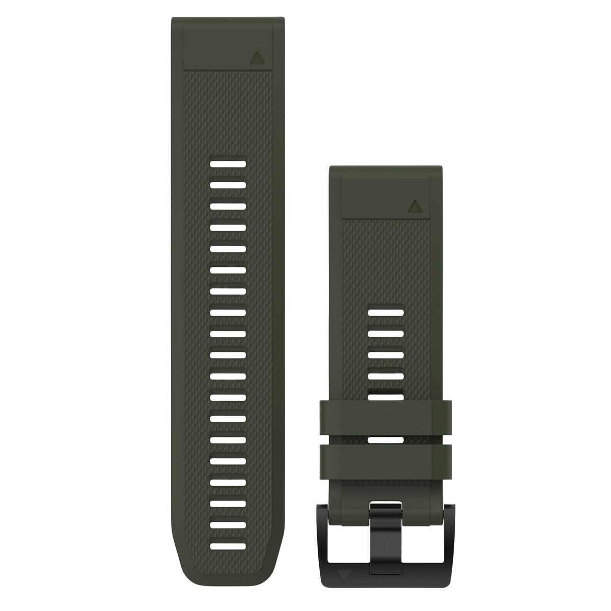 Fenix 5x 26 mm QF Silicone, vaihtoranneke