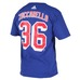 NHL SILVER TEE Name and number-18 NYR # 36 ZUCCARELLO