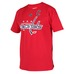 NHL SILVER TEE Name and number-18 WCA # 8 OVIE