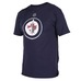 NHL SILVER TEE Name and number-18 WJE # 29 LAINE