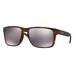 Holbrook Xl Matte Brown Tortoise w/Prizm Black, solbrille, unisex