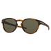 Latch Matte Brown Tortoise w/Dark Grey, solglasögon