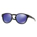 Latch Matte Black w/Violet Iridium, solbrille