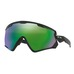 Wind Jacket 2.0 Matte Black w/Prizm Snow Jade, Multisportbrille