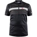 Bike Jersey J BLACK/WHITE