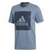 Essentials Big Box Logo Tee, t-shirt herr