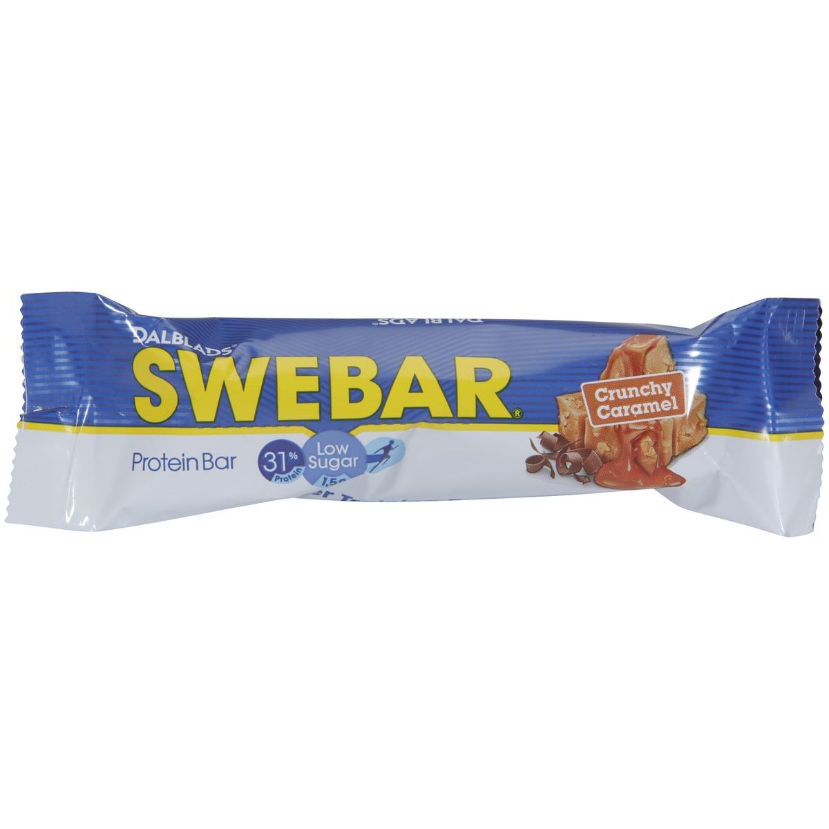 Swebar Low Sugar, proteinbar