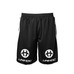 UNIHOC Shorts Dominate BLACK/WHITE