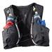 Multisport Pack S/Lab Sense Ultra 8 Set 18, nesteytysliivi juomapullolla