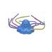 OCTOPUS SPRINKLER blue