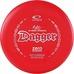ZERO PUTTER DAGGER 173+ RED