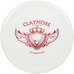 GOLD MIDRANGE CLAYMORE 173-176G WHITE