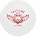 Claymore Gold middle-range 173-176 g, frisbeegolfkiekko