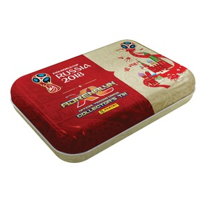 premium selection 226de 507f8 World Cup 2018 Pocket Tin, samlekort og boks