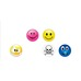 Capclip - Smiley 5pcs/package