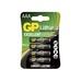 Lithium battery 1,5 V AAA, 4-pack batterier