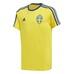 Sverige 3S Tee, nuorten jalkapallopaita