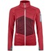 Swisswool Piz Roseg Jacket, hybridjakke dame