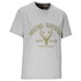 T-shirt Hans M Grey