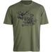Engraving Moose T-Shirt
