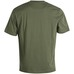 Engraving Ducks T-Shirt Green Sage