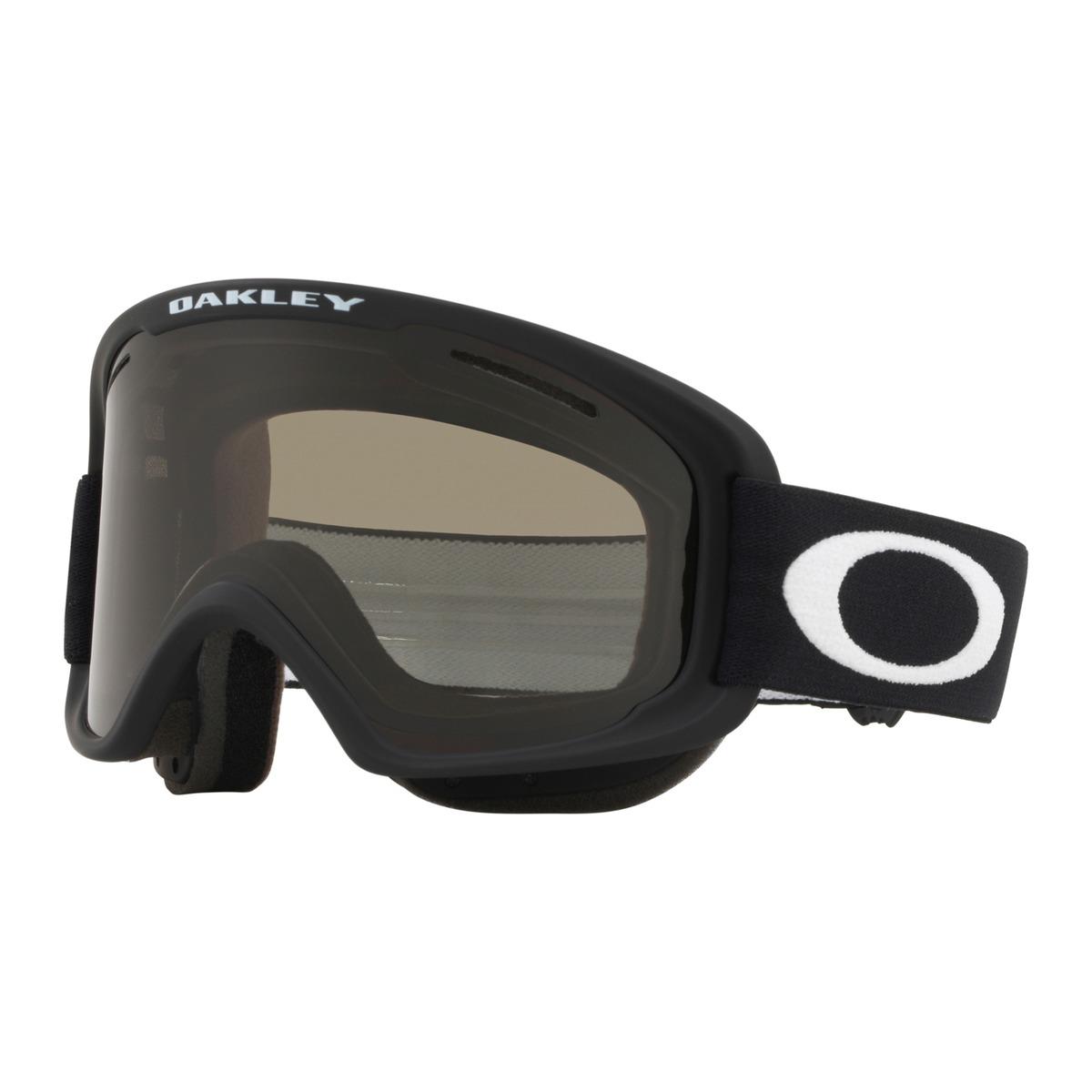 O2 XM Matte Black w/Persimmon + Ex Lens Dark Grey 18/19, alpinbrille