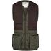 Trap Cotton vest Black Forest & Coffe