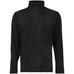 Kinell Fleece Half Zip Mns BLACK