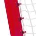 PERFORMANCE HOCKEY GOAL W BACKSTOP-18 RED