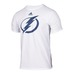 NHL PRIMARY  LOGO TEE SR-18 LIGHTNING