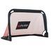 Foldable soccer goal 90x60x60cm BLACK/RED