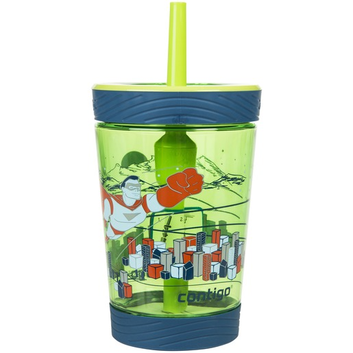 Contigo SPILL PROOF TUMBLER Superhero STD