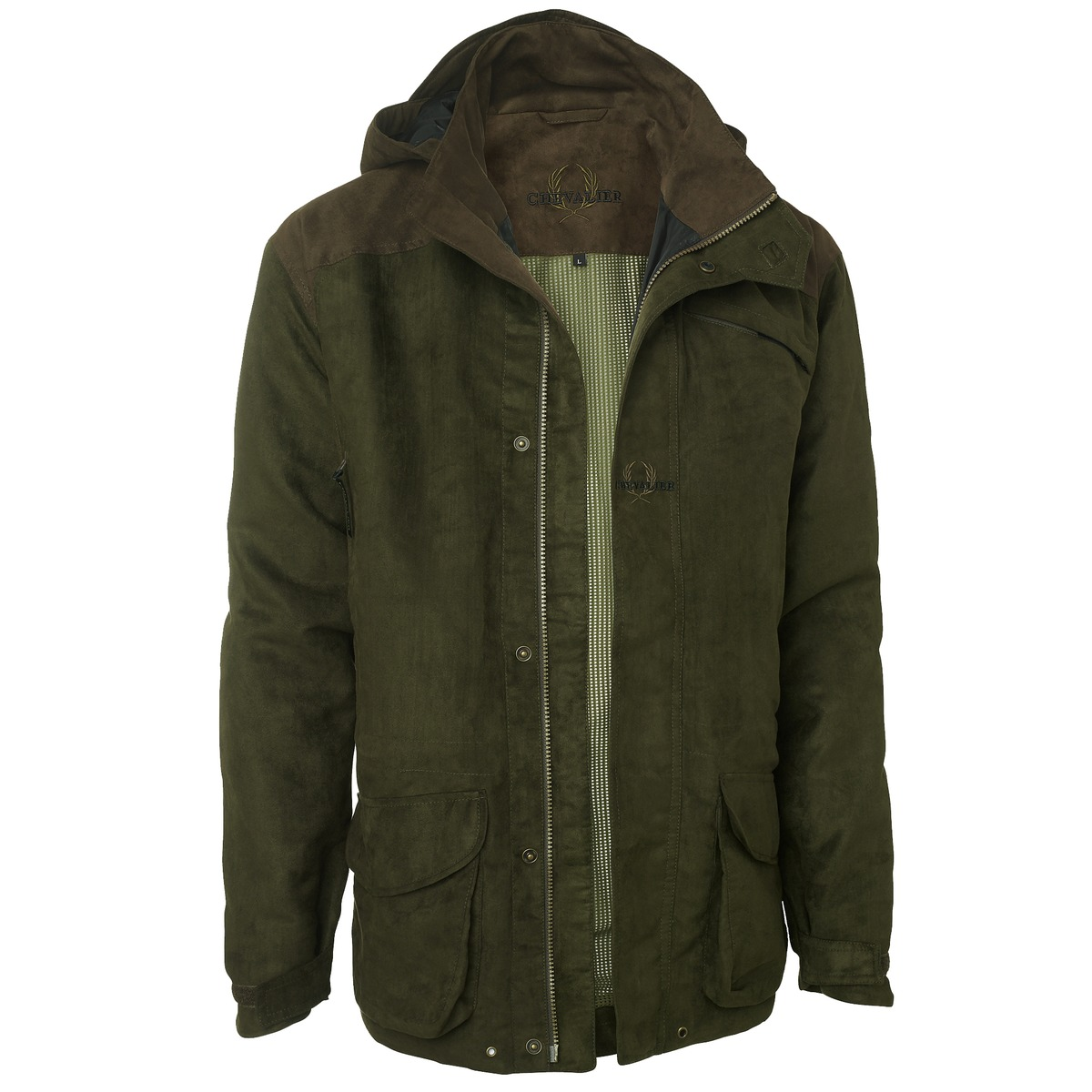 Outback Gtx Coat w hood, jaktjakke
