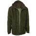 Outback Gtx Coat w hood Green