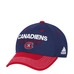 NHL LOCKER ROOM  CAP  STRUCTURED-17 (FØRPRIS 199,-)