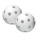 Match Ball Crater 2-pk, innebandyboll