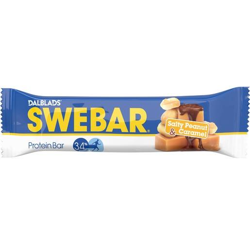 Dalblads Swebar 55g Salty Peanut&Caramel