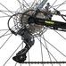 GX Lite 18, grussykkel unisex