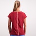W Thalia T-Shirt PERSIAN RED