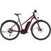 Cross Hybrid Pro Allroad 500 Red 18, E-Bike