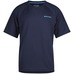 BAUER TRAINING SHORT SLEEVE TEE YTH navy
