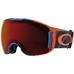Goggles Airbrake XL HazardBarBlueOrg w/PzmTorch&PzmRose